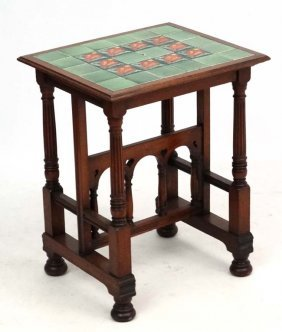 A Late 19thc Aesthetic Movement / Arts And Crafts