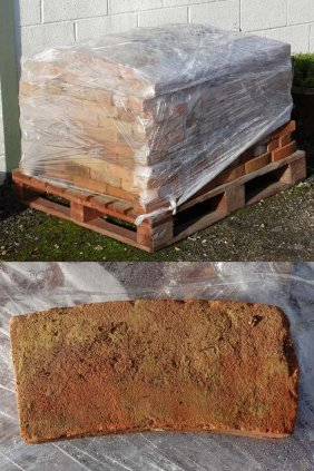 Garden / Architectural : Well Bricks. Approximately