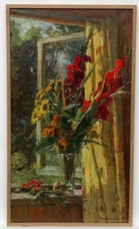 Roubinski Igor Pavlovitch (1919-1996),russian School.