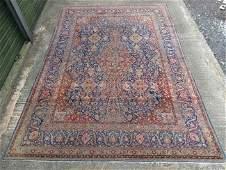 Carpet / Rug: A fine Persian Keshan silk? carpet with