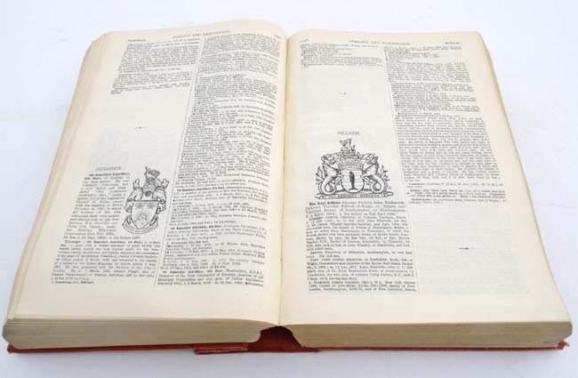 Book : '' A Genealogical and Heraldic History of the - 2