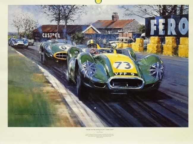 Motor Racing :  After Nicholas Watts XX Limited edition - 3