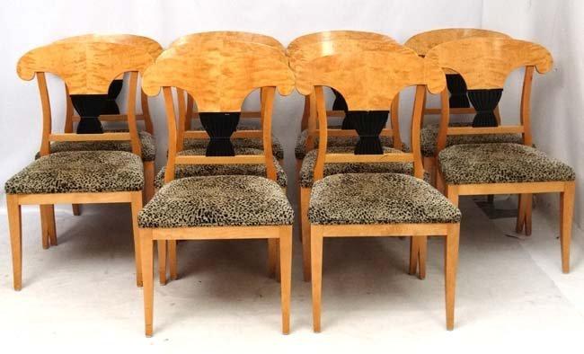 Mid Century:  An Impressive Biedermeier style extending - 6