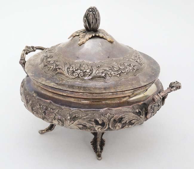 A 20thC Portuguese silver ( second standard .833 ) ( - 3