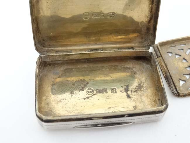 A 20thC Portuguese silver ( second standard .833 ) ( - 6