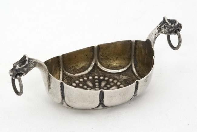 Scandinavian Silver : A Silver salt formed as a