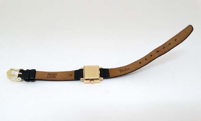 Wristwatch : Patek Phillipe , a 18ct (.750 ) gold cased - 2