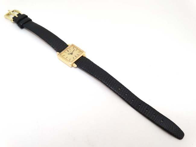 Wristwatch : Patek Phillipe , a 18ct (.750 ) gold cased - 3