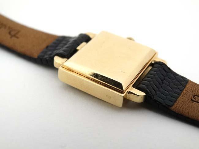 Wristwatch : Patek Phillipe , a 18ct (.750 ) gold cased - 5
