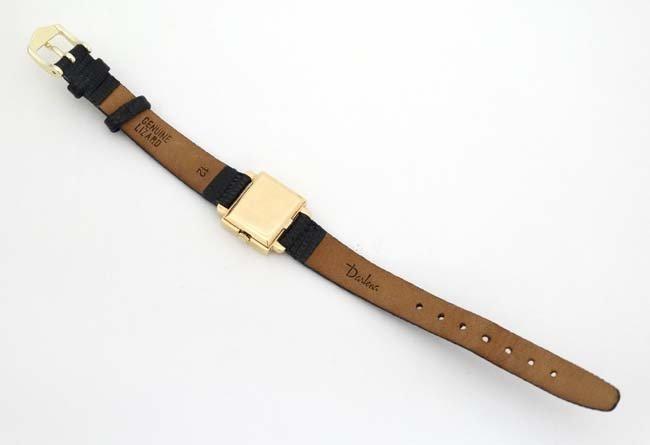 Wristwatch : Patek Phillipe , a 18ct (.750 ) gold cased - 8