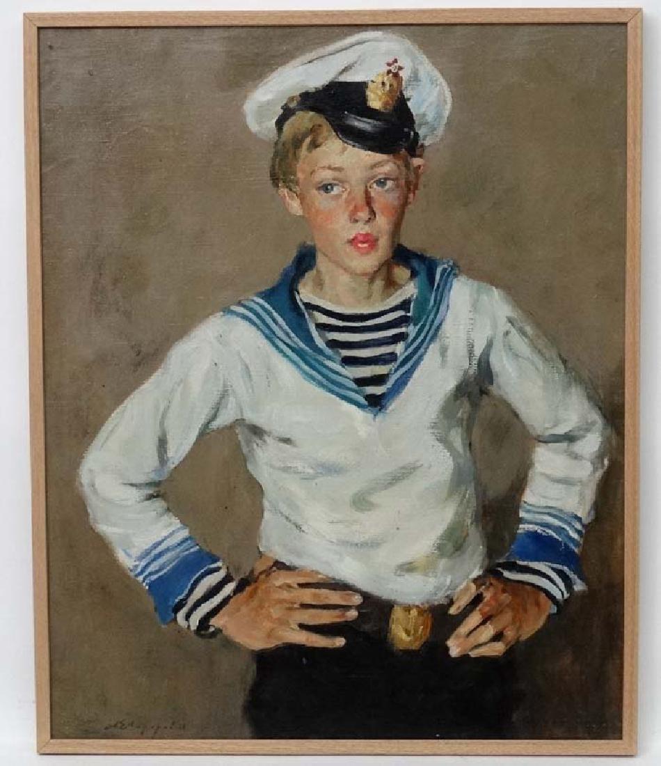 Evgrafov Alexandre Borisovitch (b.1927), Russian School
