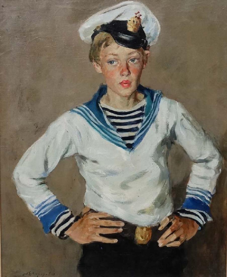 Evgrafov Alexandre Borisovitch (b.1927), Russian School - 3