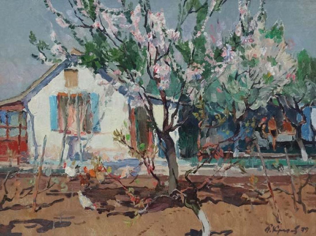 Krigevskii Boris Grigorievich (b.1937), Russian School. - 4