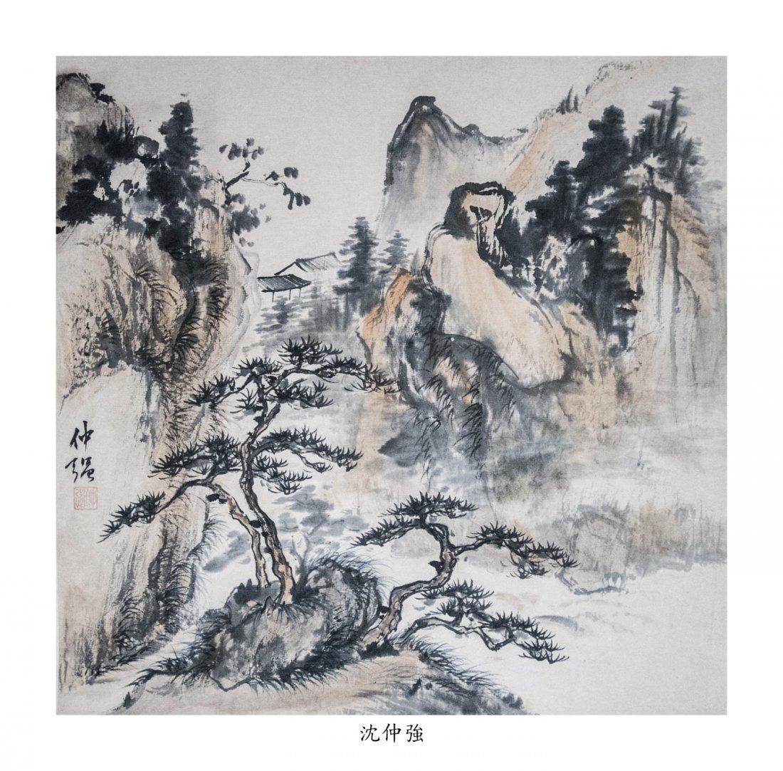 9: Shen Zhongqiang