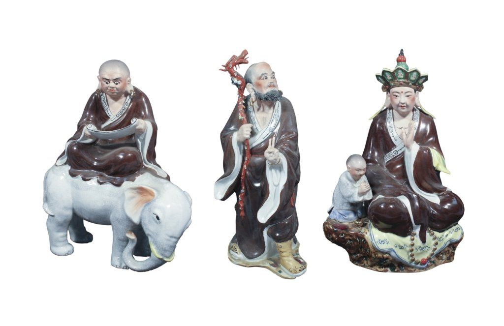 The Famous Modern Sculptor Master Of Jindezhen Period D