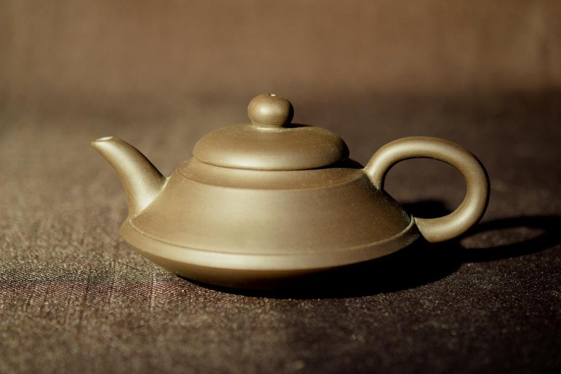 Chinese Yixin Teapot - Brown Color