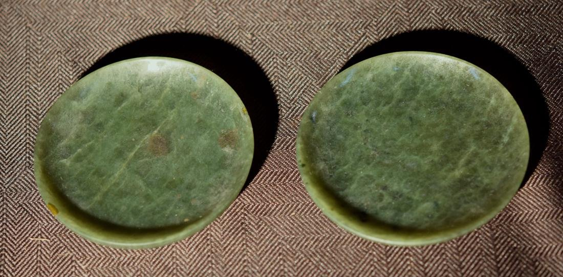 Chinese Spinach Green Jade Dishes