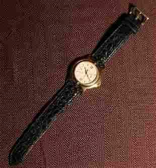 Bertolucci Pulchra 18K Yellow Gold Wrist Watch