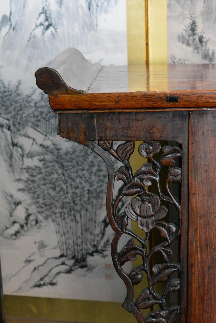 Chinese Hardwood Altar Table - 3