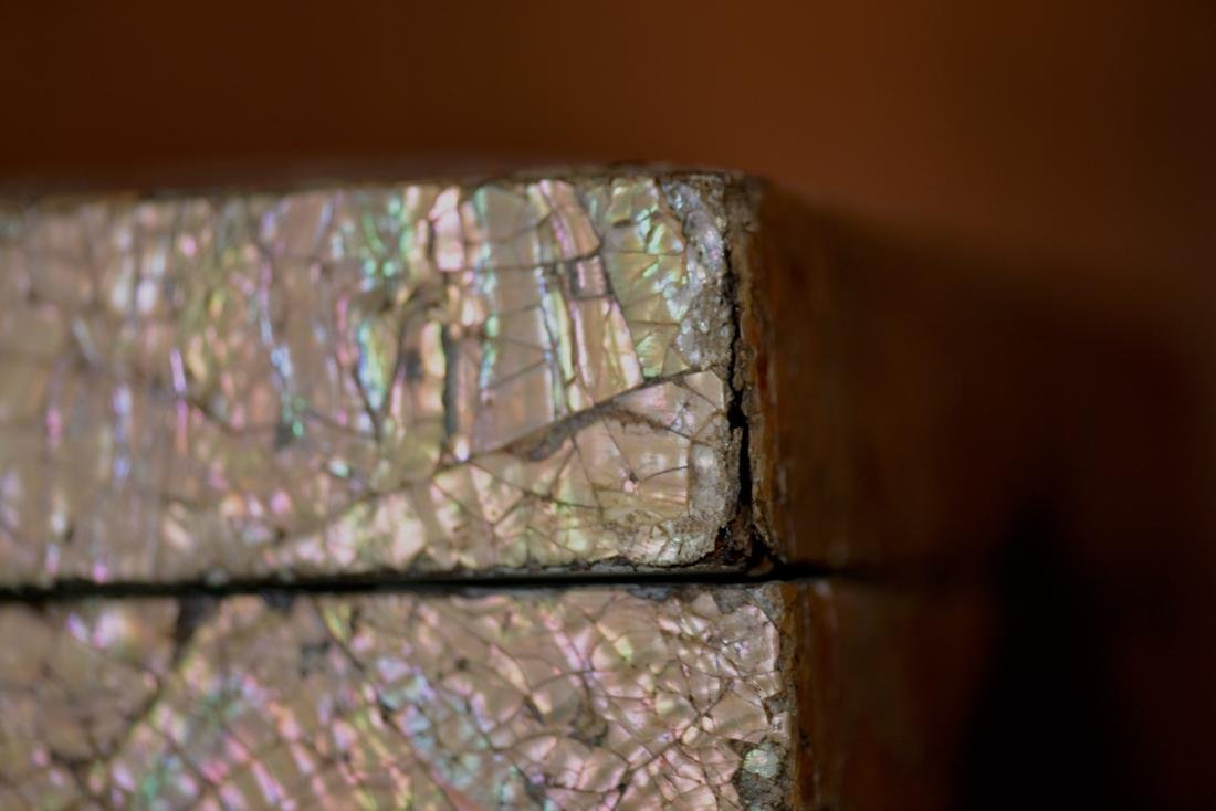 Antique Korean Lacquer Box - 16/17th cen - 4