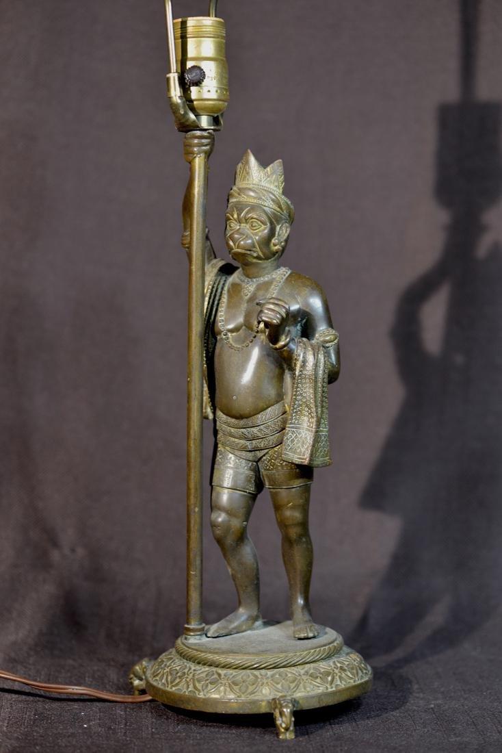 Antique Indian Hunaman Diety