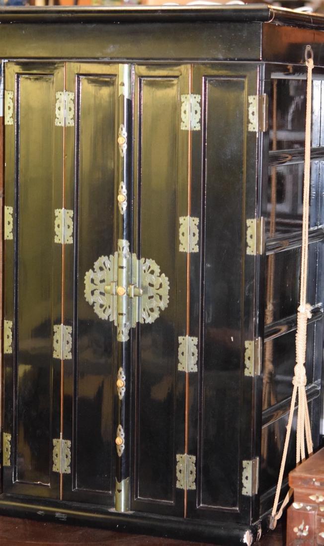 Fine Japanese lacquered Buddist Shrine