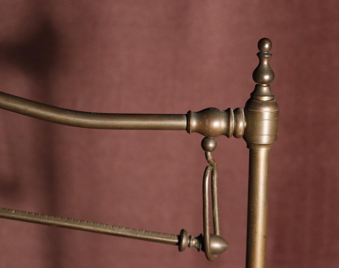 Rare English Bronze Weighting Scale - Albert Gallatin - 7