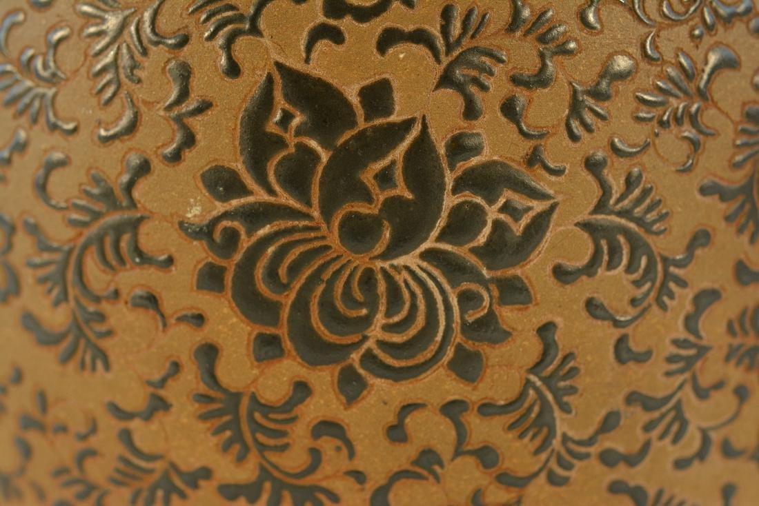 Chinese Japanese Terra Cotta Yixin Studio Porcelain - 2