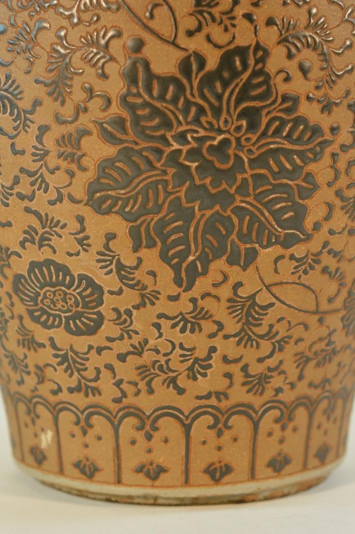 Chinese Japanese Terra Cotta Yixin Studio Porcelain - 4