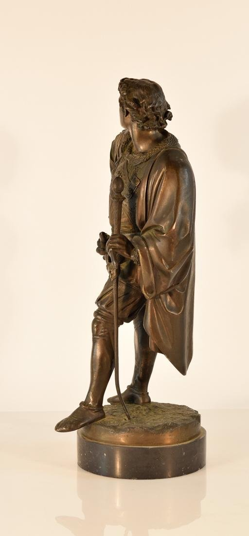 French Bronze by Albert Ernest Carrier Belleuse - 7
