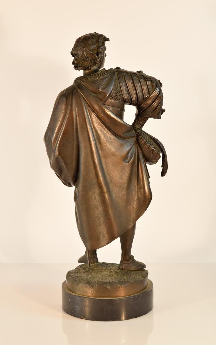 French Bronze by Albert Ernest Carrier Belleuse - 8