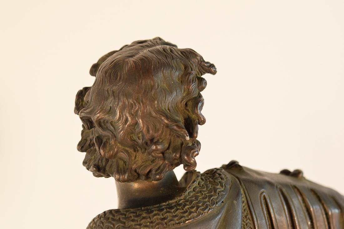 French Bronze by Albert Ernest Carrier Belleuse - 9