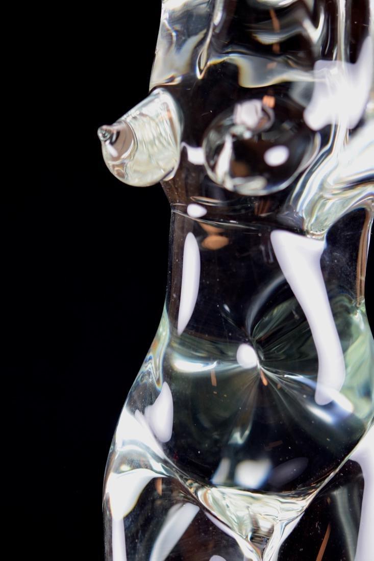 Glass Sculpture by Pino Sinaretto - 3