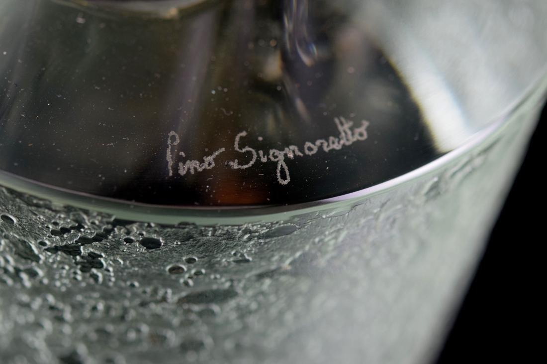 Glass Sculpture by Pino Sinaretto - 4