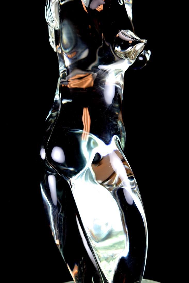 Glass Sculpture by Pino Sinaretto - 9