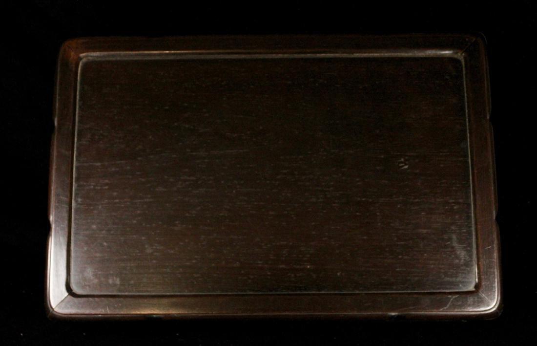 Chinese Hardwood Tea Stand - 5