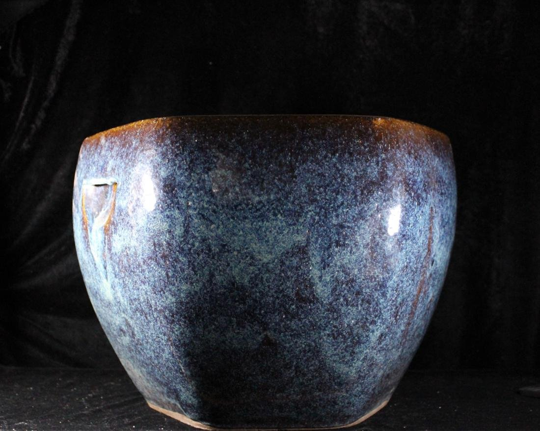 Chinese Chiwan Pottery Fishbowl