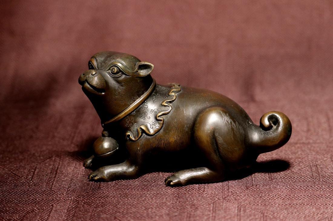 Japanese Bronze Puppy - 2