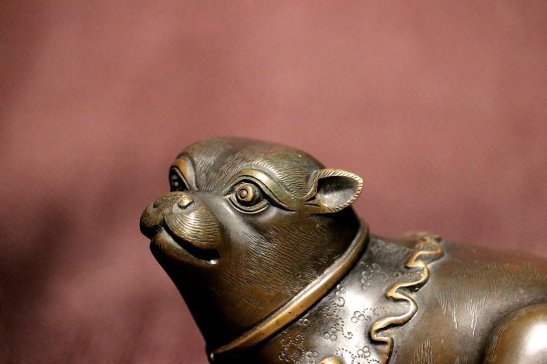 Japanese Bronze Puppy - 3