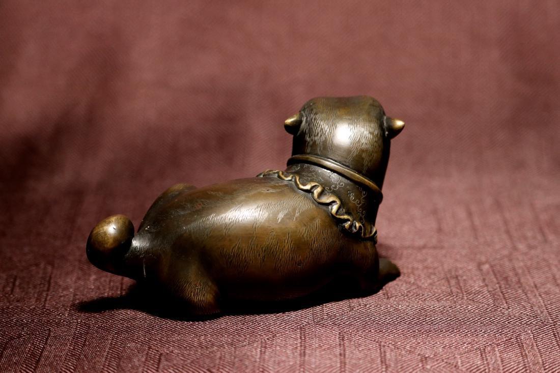 Japanese Bronze Puppy - 5
