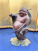 Japanese Bronze Hotei