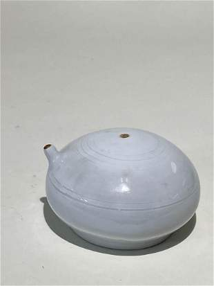 Korean White Porcelain Water Dropper