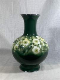 Japanese Cloisonne Vase - Sakura