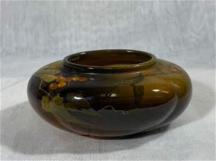 Rookwood Art Pottery Vase - Artist Signed