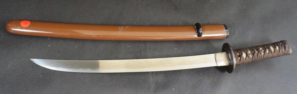 5: Japanese Wakizashi Sword