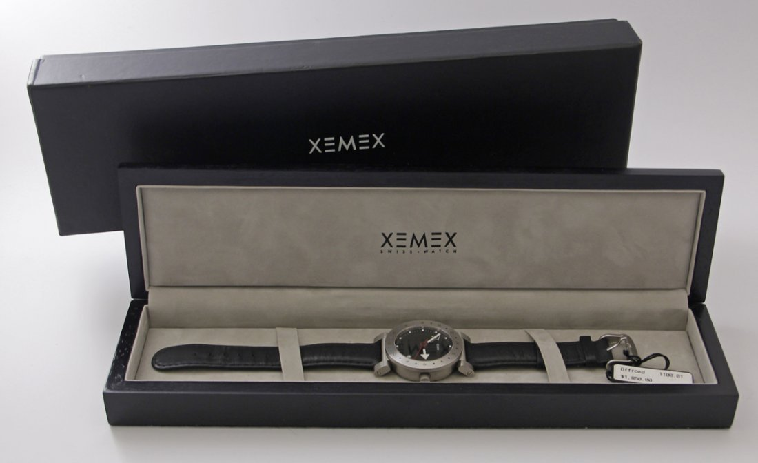 Xemex Offroad Mens Automatic Watch