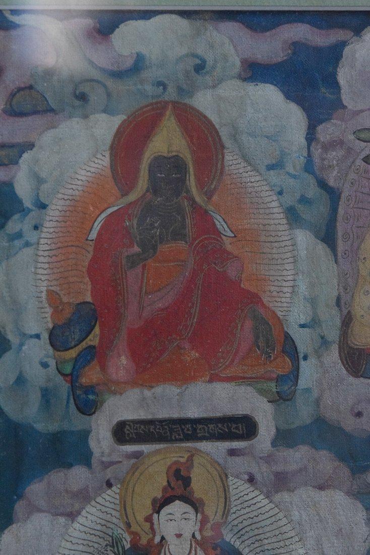 Tibetan Thangka of Tara - 4