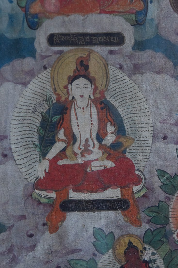Tibetan Thangka of Tara - 5