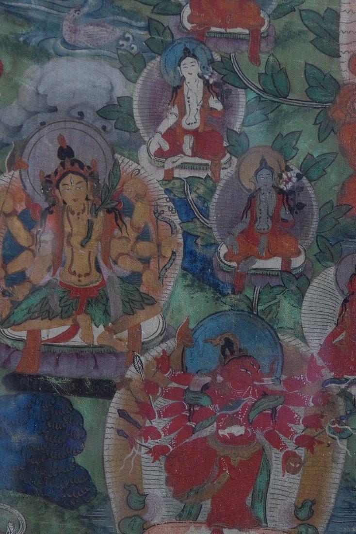 Tibetan Thangka of Tara - 6