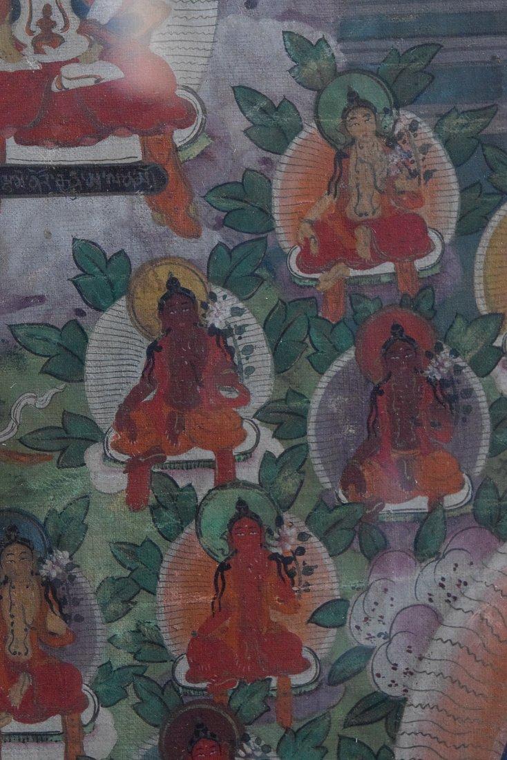 Tibetan Thangka of Tara - 7